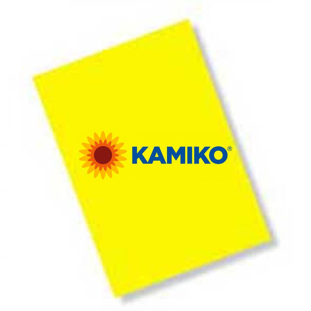 Magnetický hárok 240 x 320 mm žltý