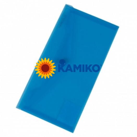 Plastový obal DL modrý Donau (KP236700)
