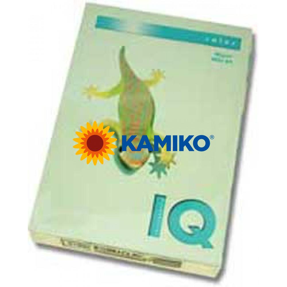 Kopírovací papier 80g A4 IQ color modrý BL29