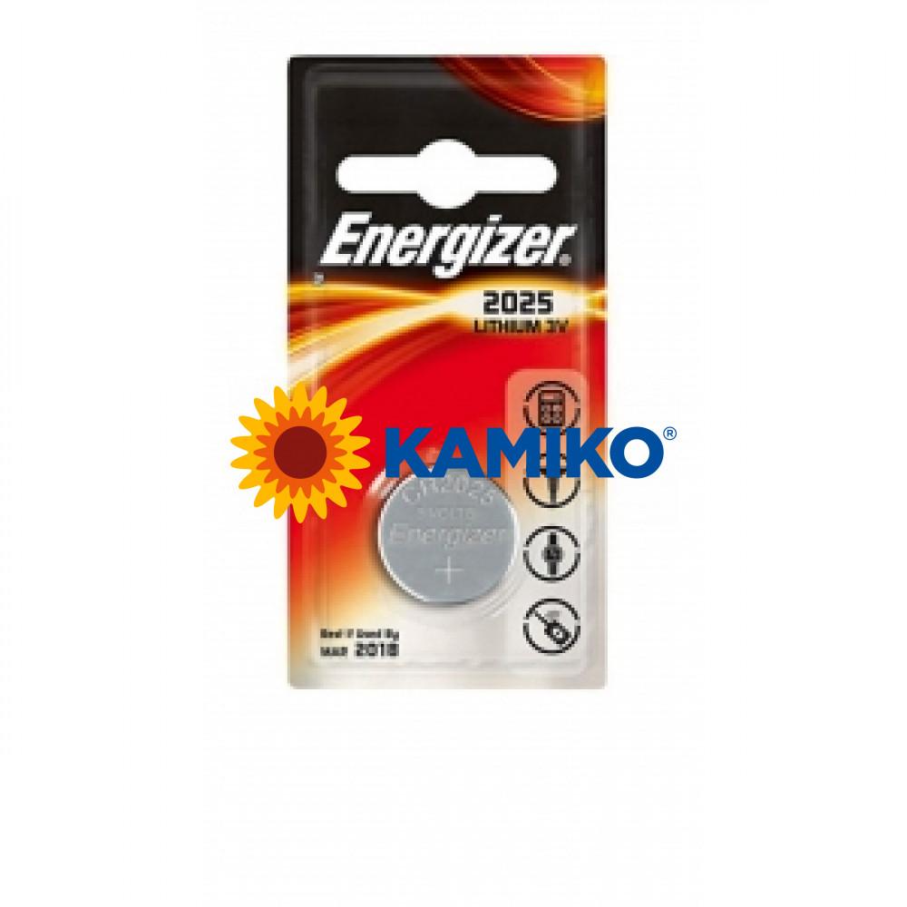Batéria Energizer CR 2025 3V gombíková