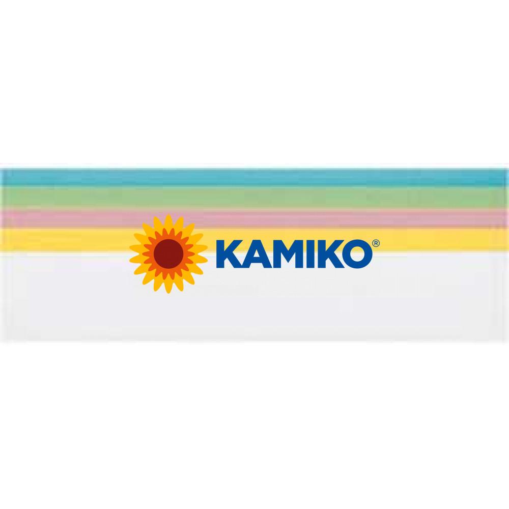 Moderačné pásiky 10 x 46 cm farebný mix, 100 ks