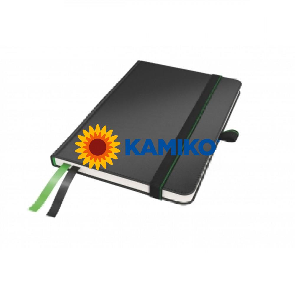Zápisník Leitz Complete A6 linajkový čierny