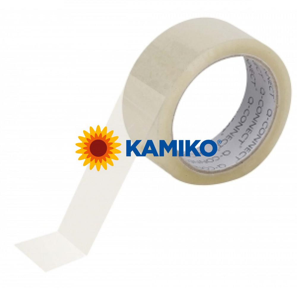 Baliaca páska Q-CONNECT 48mmx45,7m priehľadná