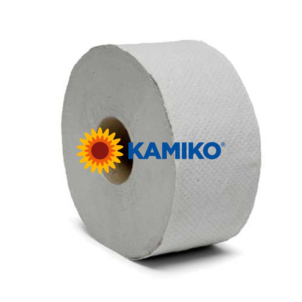Toaletný papier 1vr Jumbo KAMIKO 28 cm, natural