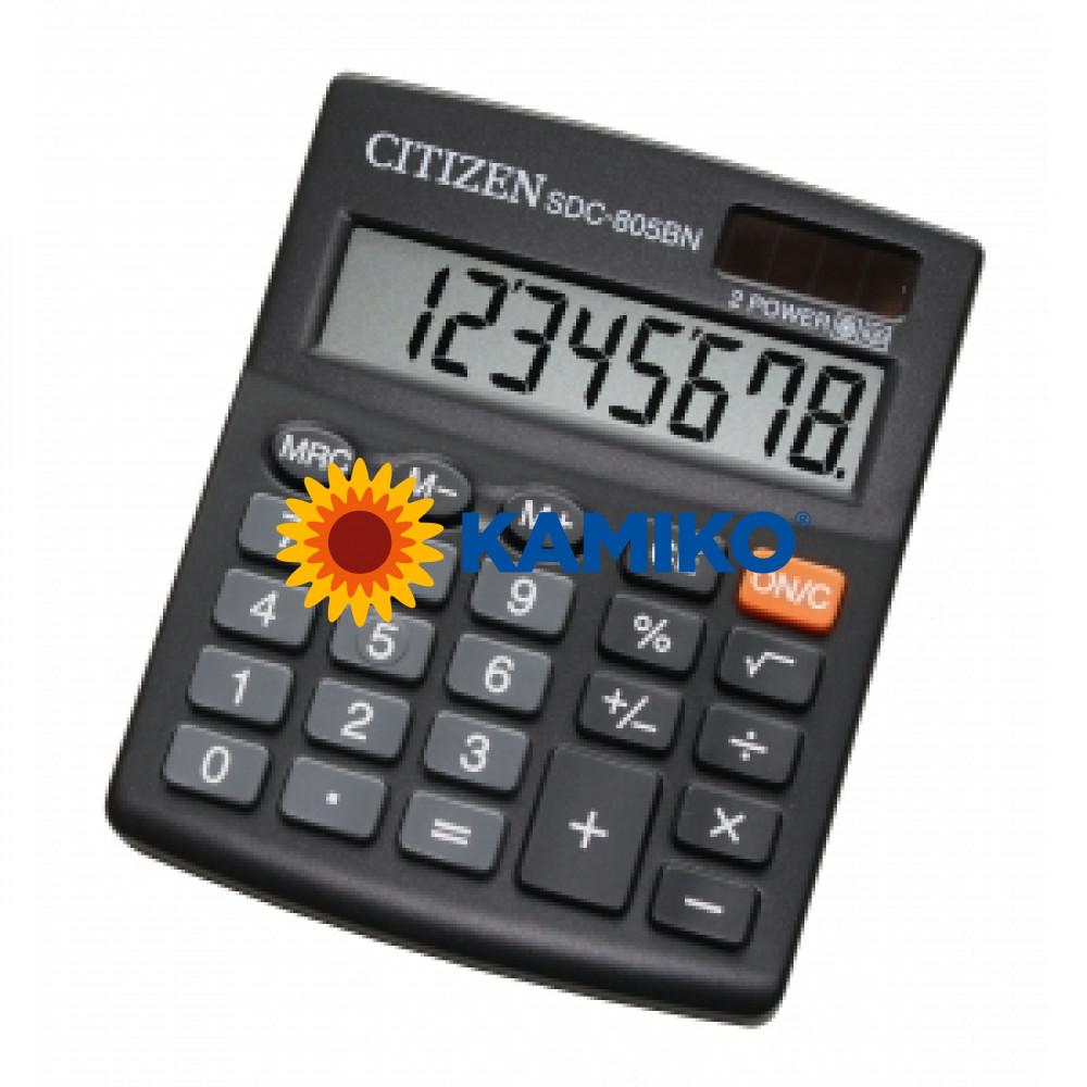Kalkulačka Citizen SDC-805 BN
