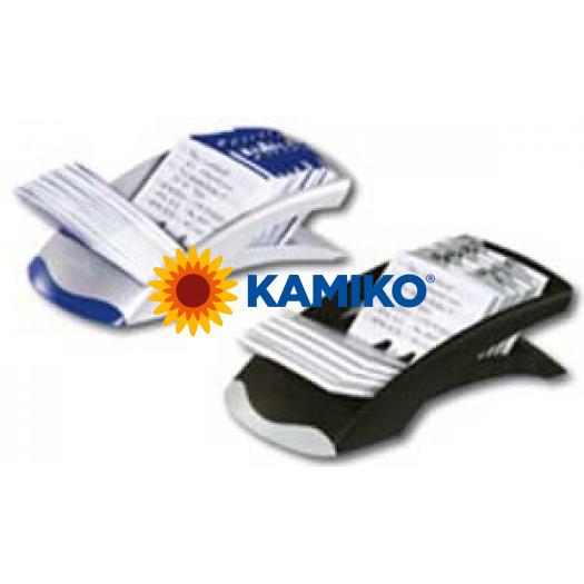 Záznamník TELINDEX Desk VEGAS strieborný/modrý