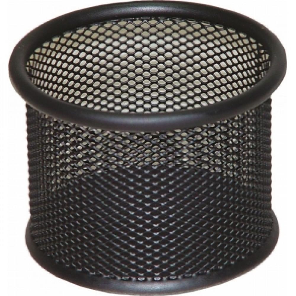Drôtený stojan na spony čierny 90x68mm