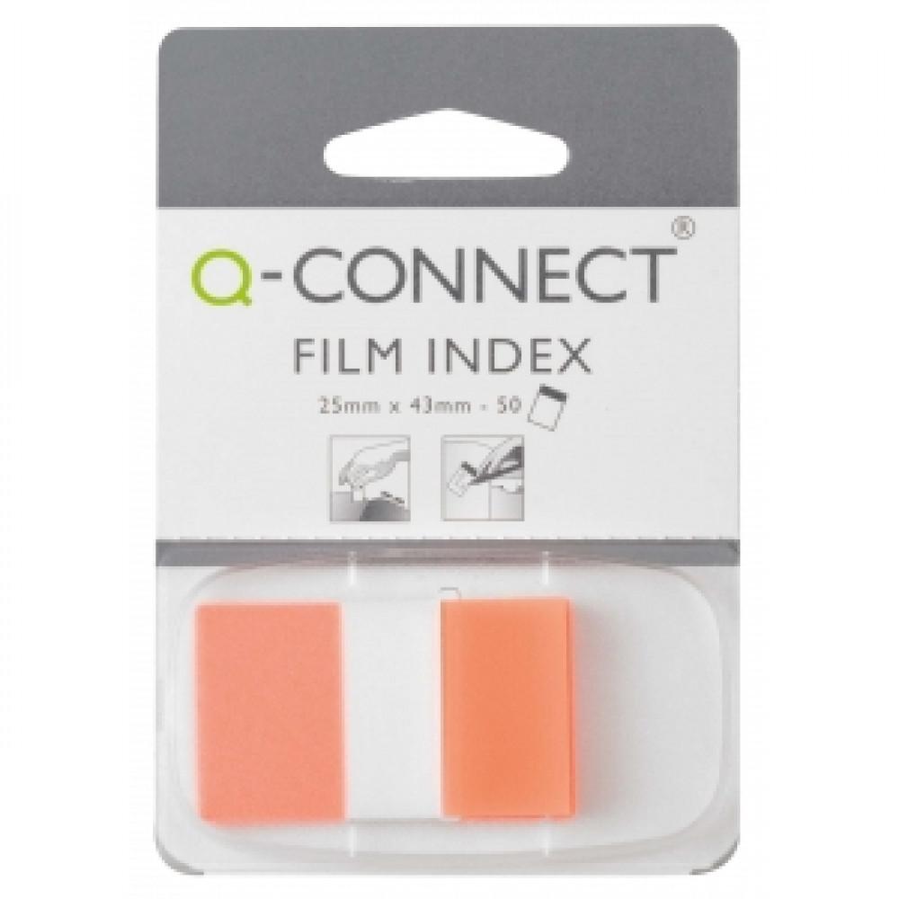 Index Q-CONNECT široký oranžový
