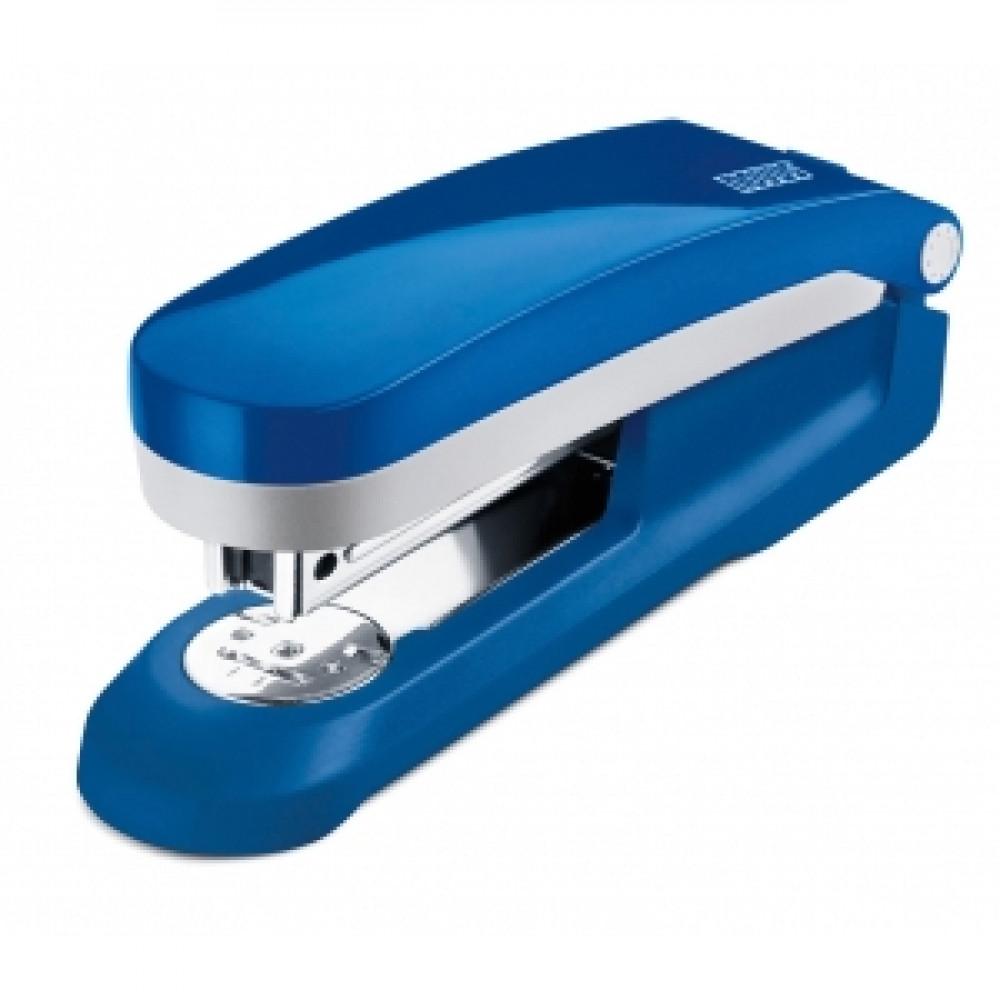 Zošívačka Novus E25 modrá/sivá
