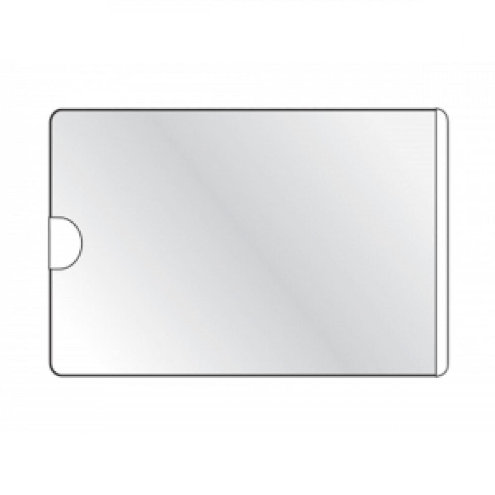 Samolepiace vrecko vizitkové s otvorom zboku 10 ks