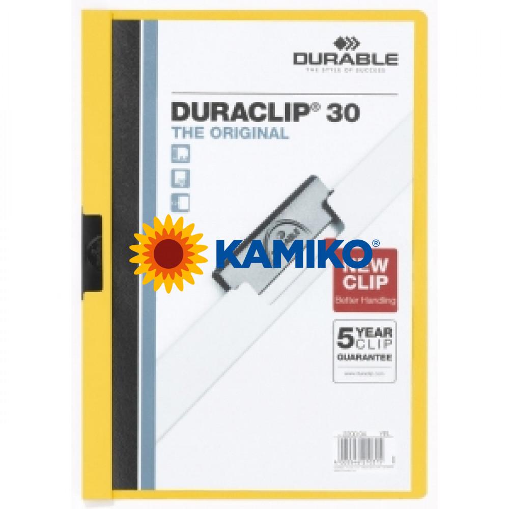 DURACLIP Original 30 žltý
