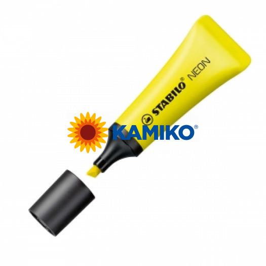 Zvýrazňovač Stabilo NEON žltý