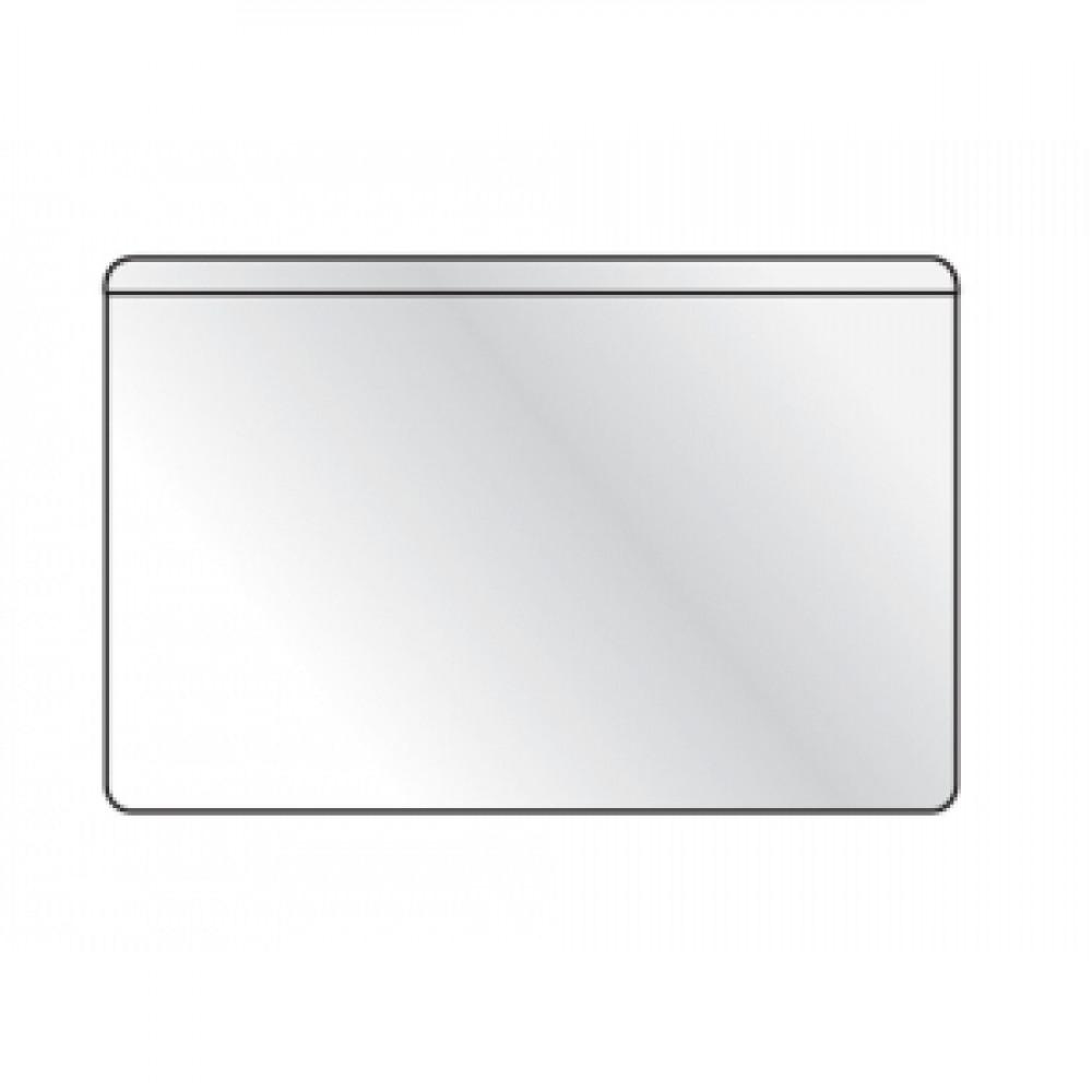 Samolepiace vrecko vizitkové s otvorom zhora 10 ks