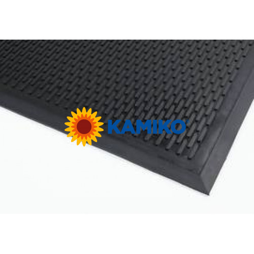 Exteriérová rohož SOILGUARD 90 x 150 cm, čierna