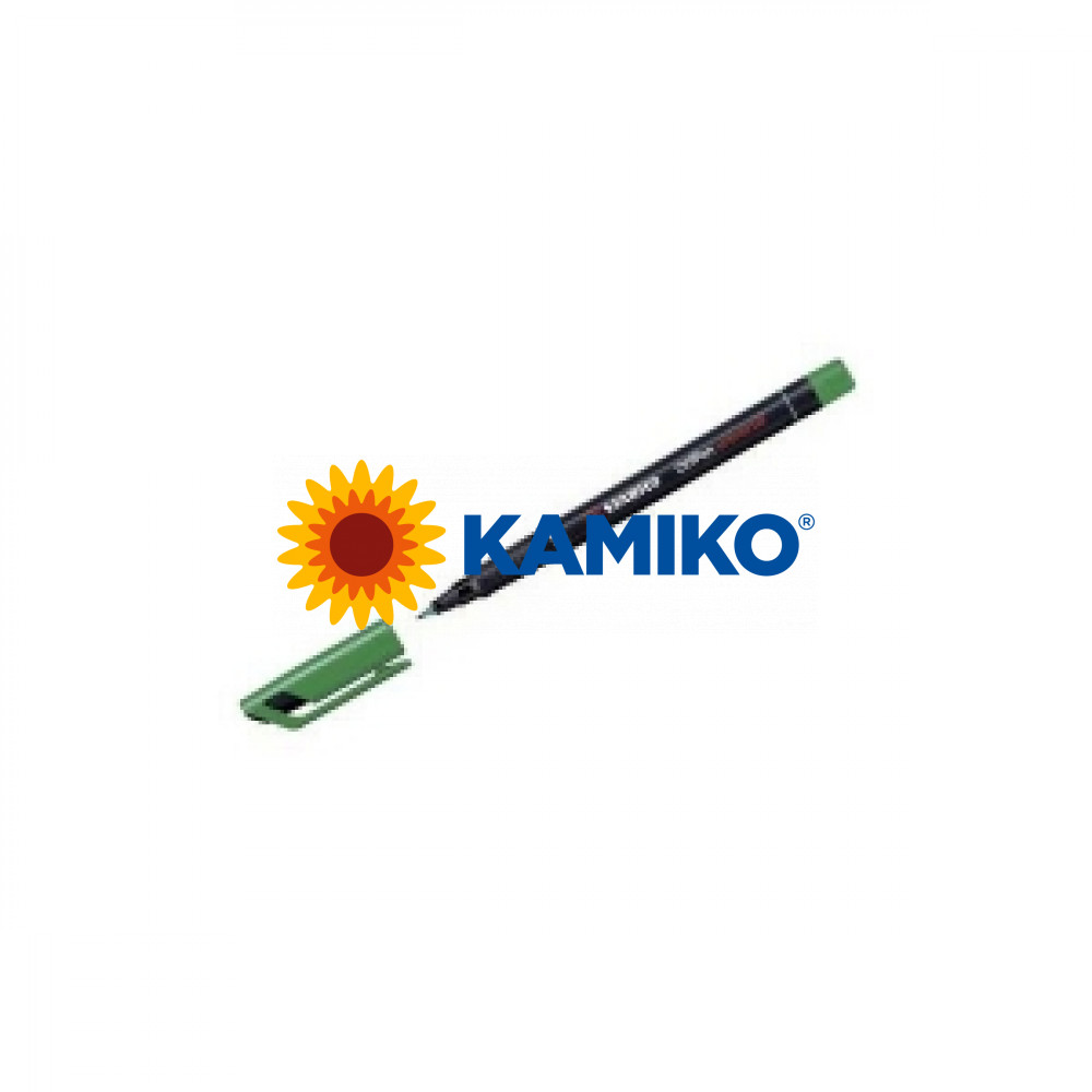 Popisovač Stabilo 841 OHPen S 0,4mm zelený
