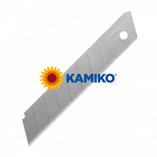 Náhradné nože do celokovového rezača 18mm
