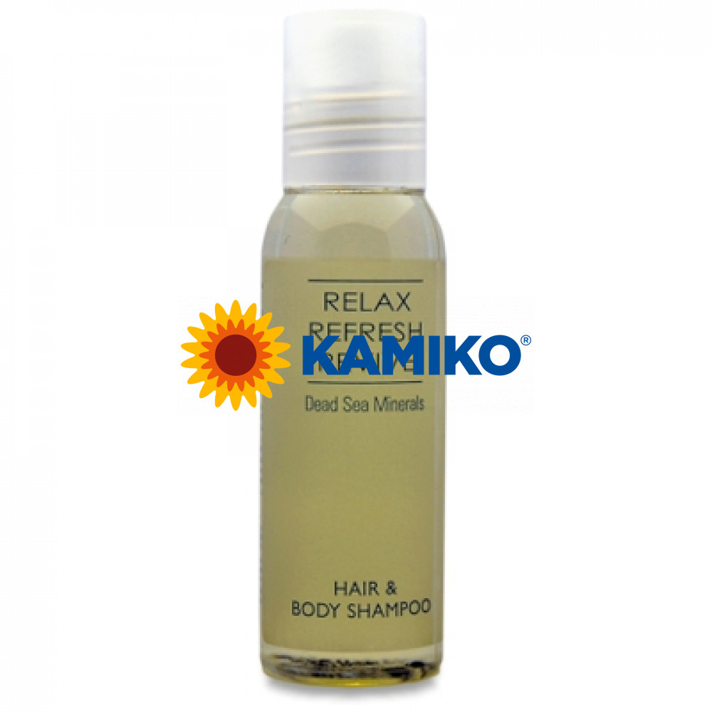 Vlasový a telový šampón Relax Refresh Revive 35ml
