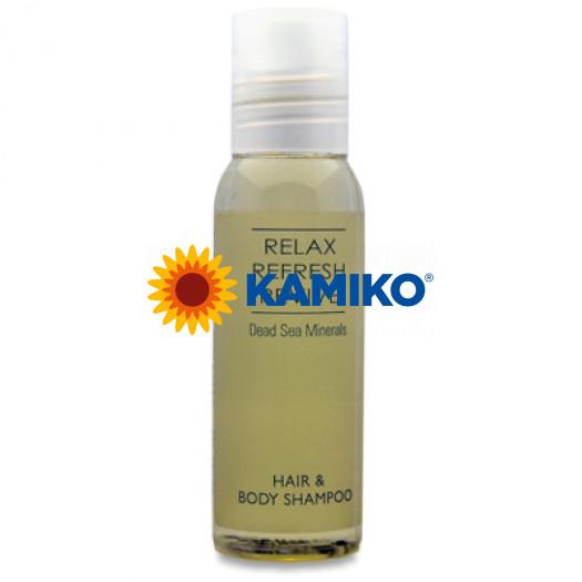 Vlasový a telový šampón Relax Refresh Revive 35ml