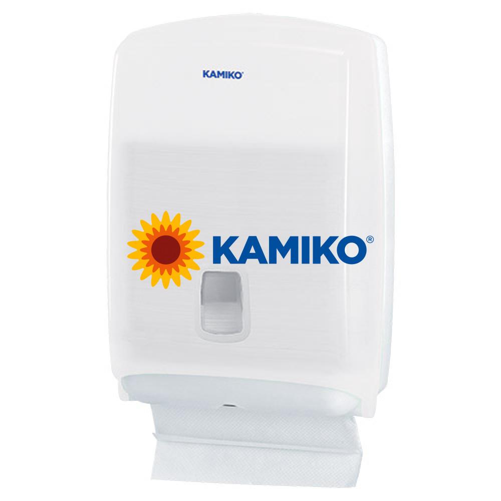 Zásobník uterákov KAMIKO Z/V maxi, QTS transparentný
