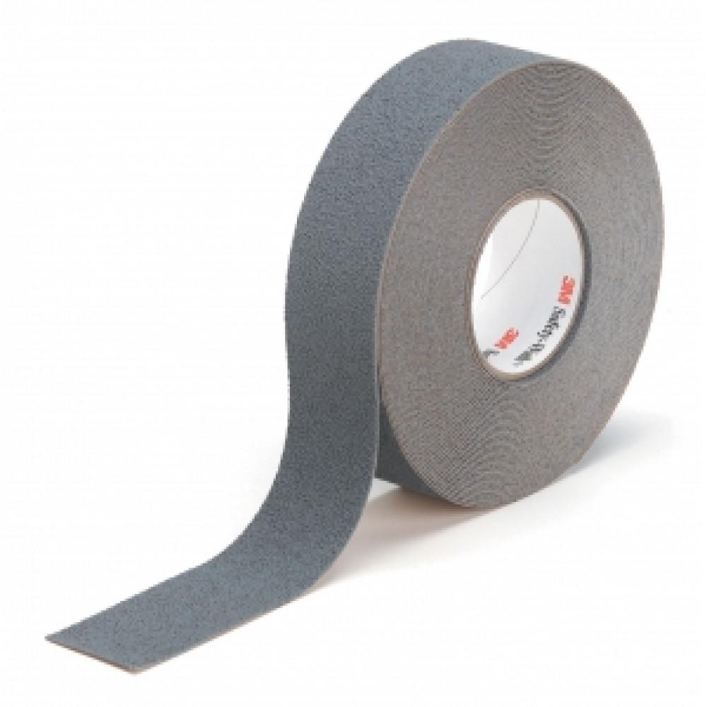 Protišmyková páska stredne hrubá 25x18,3m sivá
