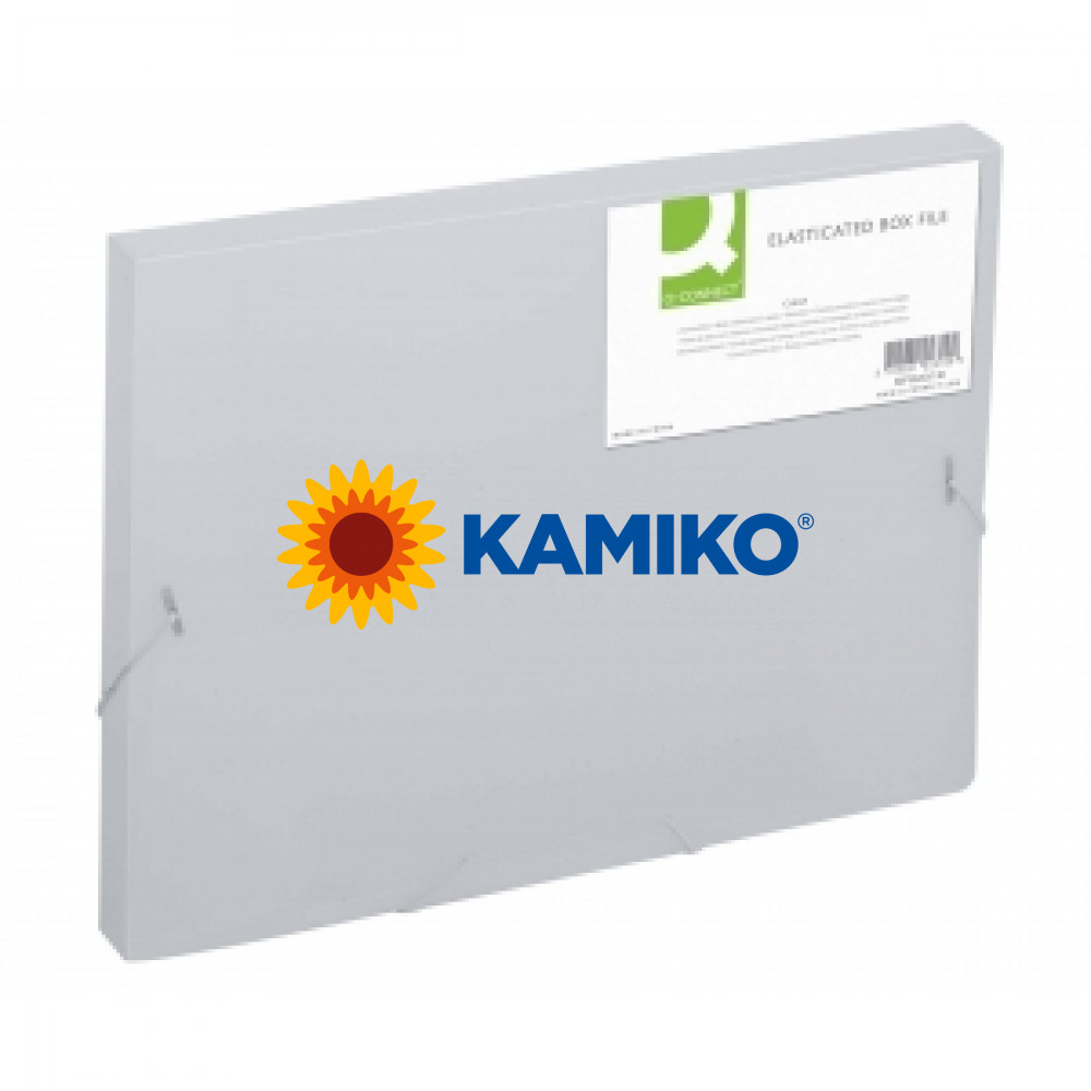 Box na dokumenty Q-Connect mliečny