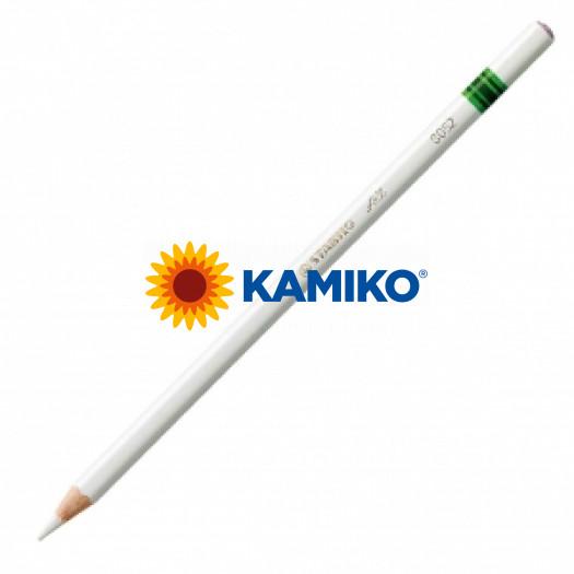 Farebná ceruzka STABILO All biela 12 ks