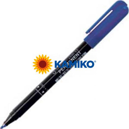 Permanentný popisovač Centropen 2846 modrý