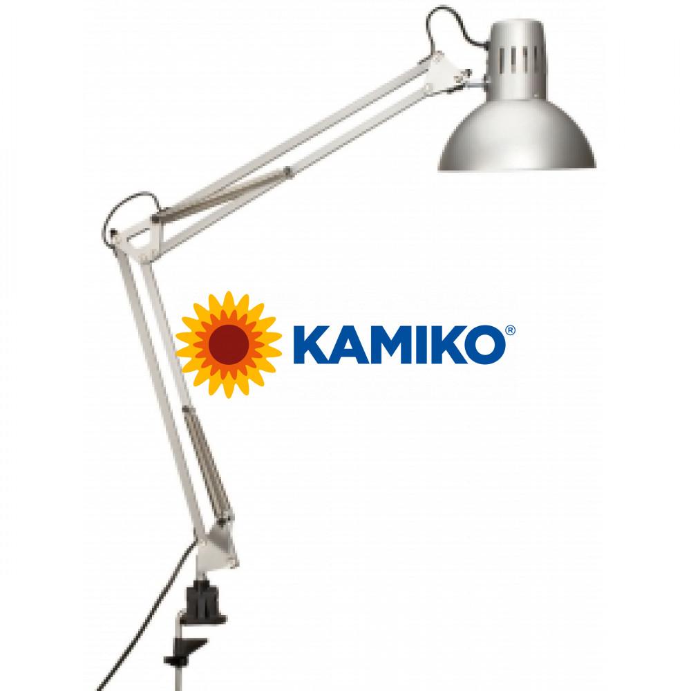 Energeticky úsporná stolová lampa MAULstudy strieborná