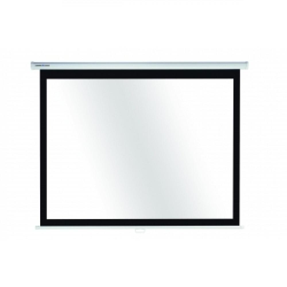 Nástenné plátno ECONOMY 4:3 180x240 cm