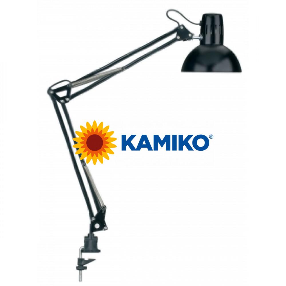 Energeticky úsporná stolová lampa MAULstudy čierna