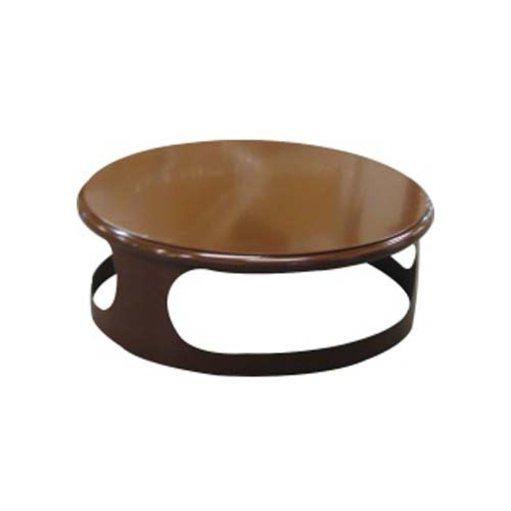 Veko koša pre betónový kôš 180 kg - lak hnedý