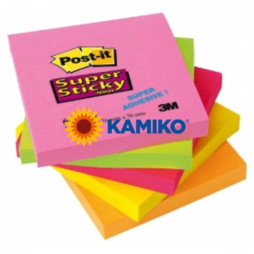 """Samolepiaci bloček Post-it Super Sticky 76x76 """"Kapské Mesto"""""""