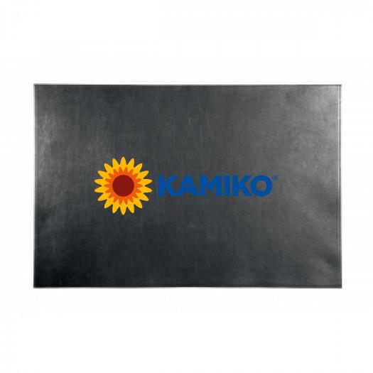 Podložka kožená čierna 45x65 cm