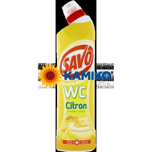 SAVO WC 750 ml citrón