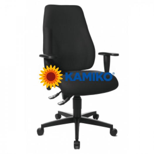 Kancelárska stolička Lady Sitness čierna