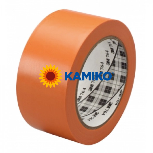 Vyznačovacia páska 3M oranžová 50mmx33m