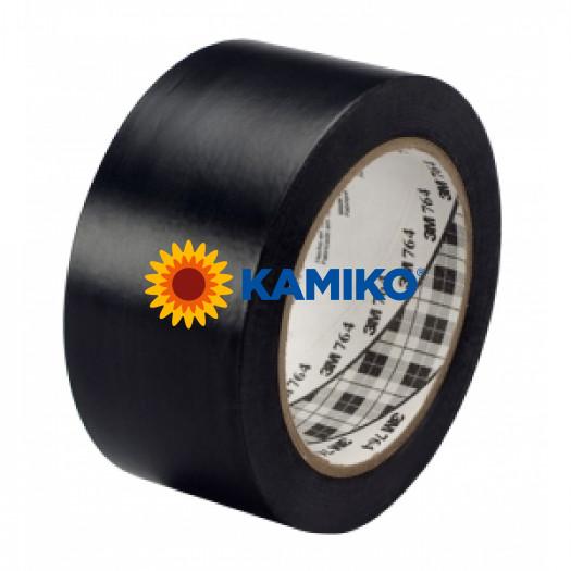 Vyznačovacia páska 3M čierna 50 mm x 33 m