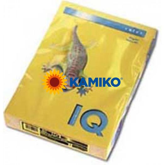 Kopírovací papier 80g A4 IQ color slnečne žltý SY40