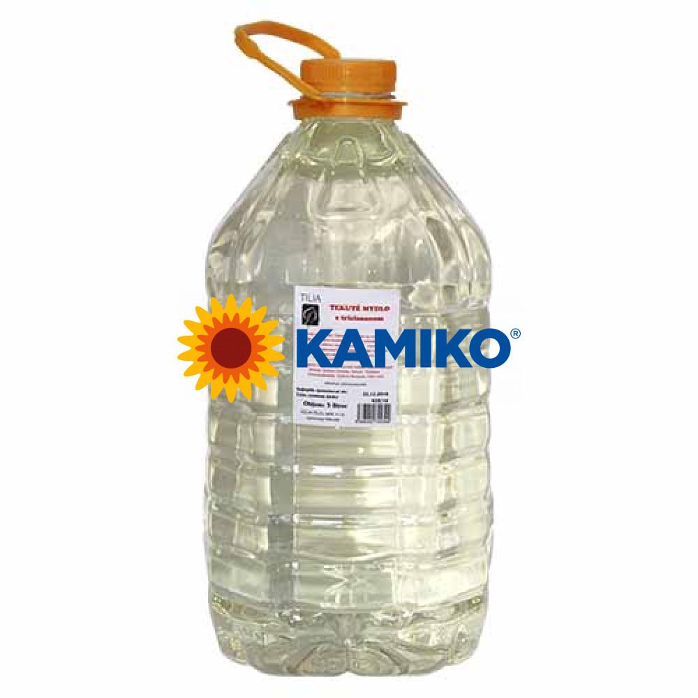 Mydlo tekuté TÍLIA 5 000 ml s triclosanom, dezinfekčné