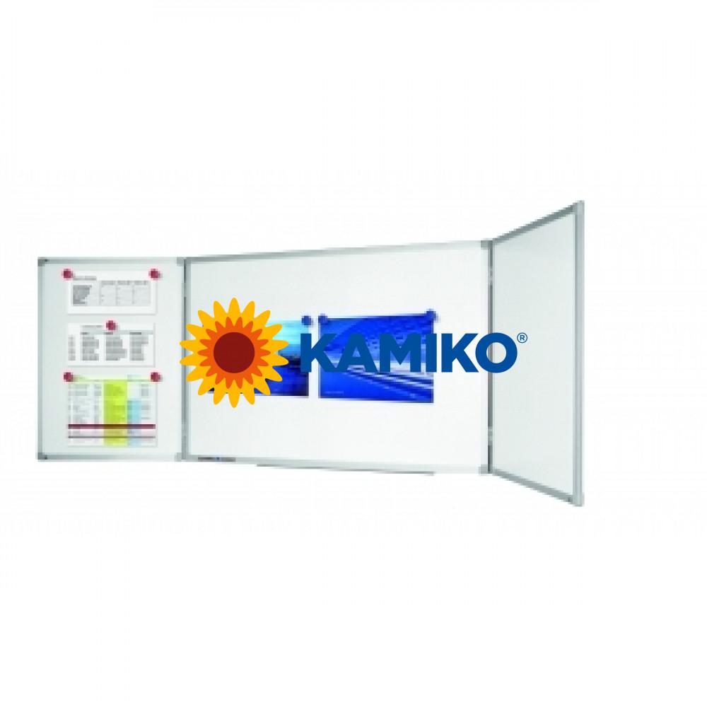 Skladacia tabuľa ECONOMY 100x150cm
