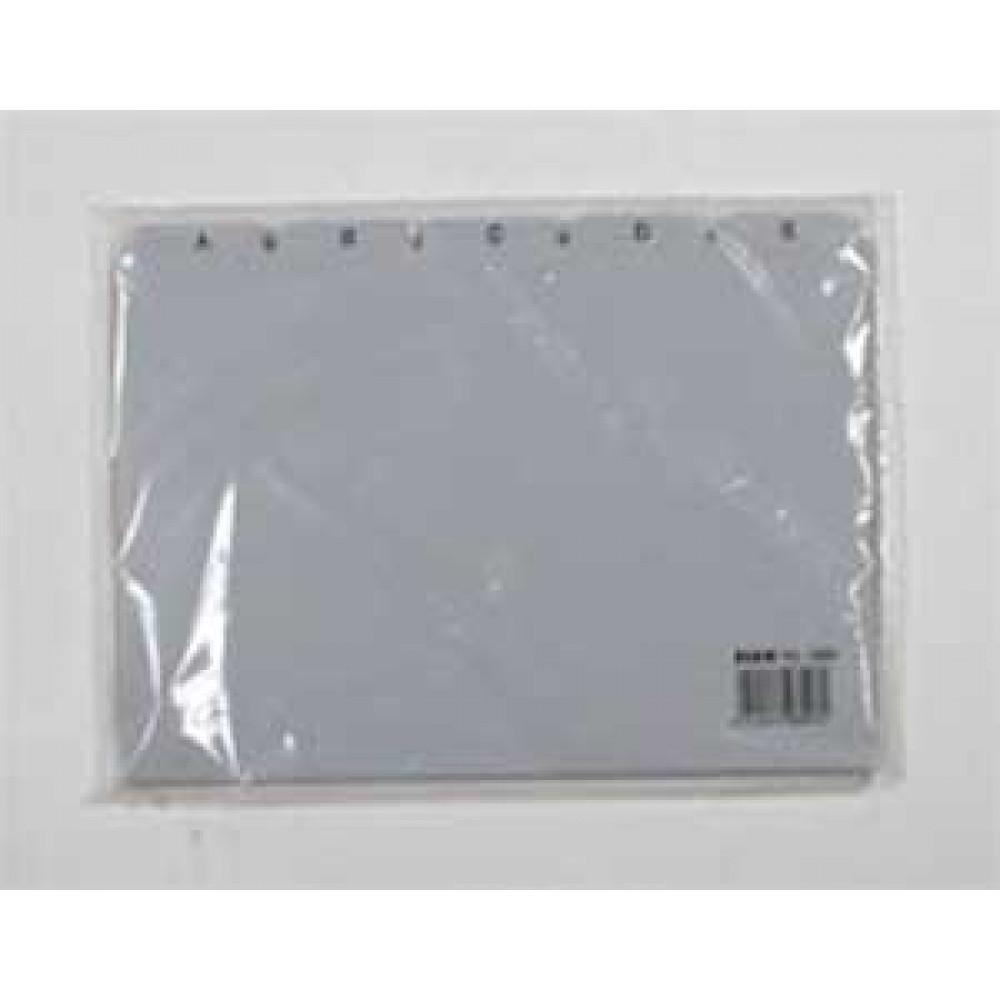 Plastové indexové kartičky 985