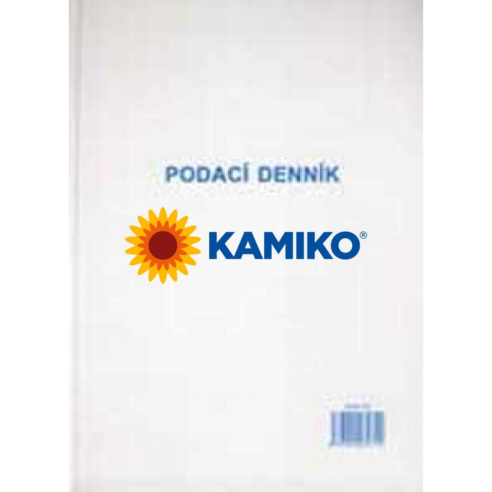 Registratúrny denník A4