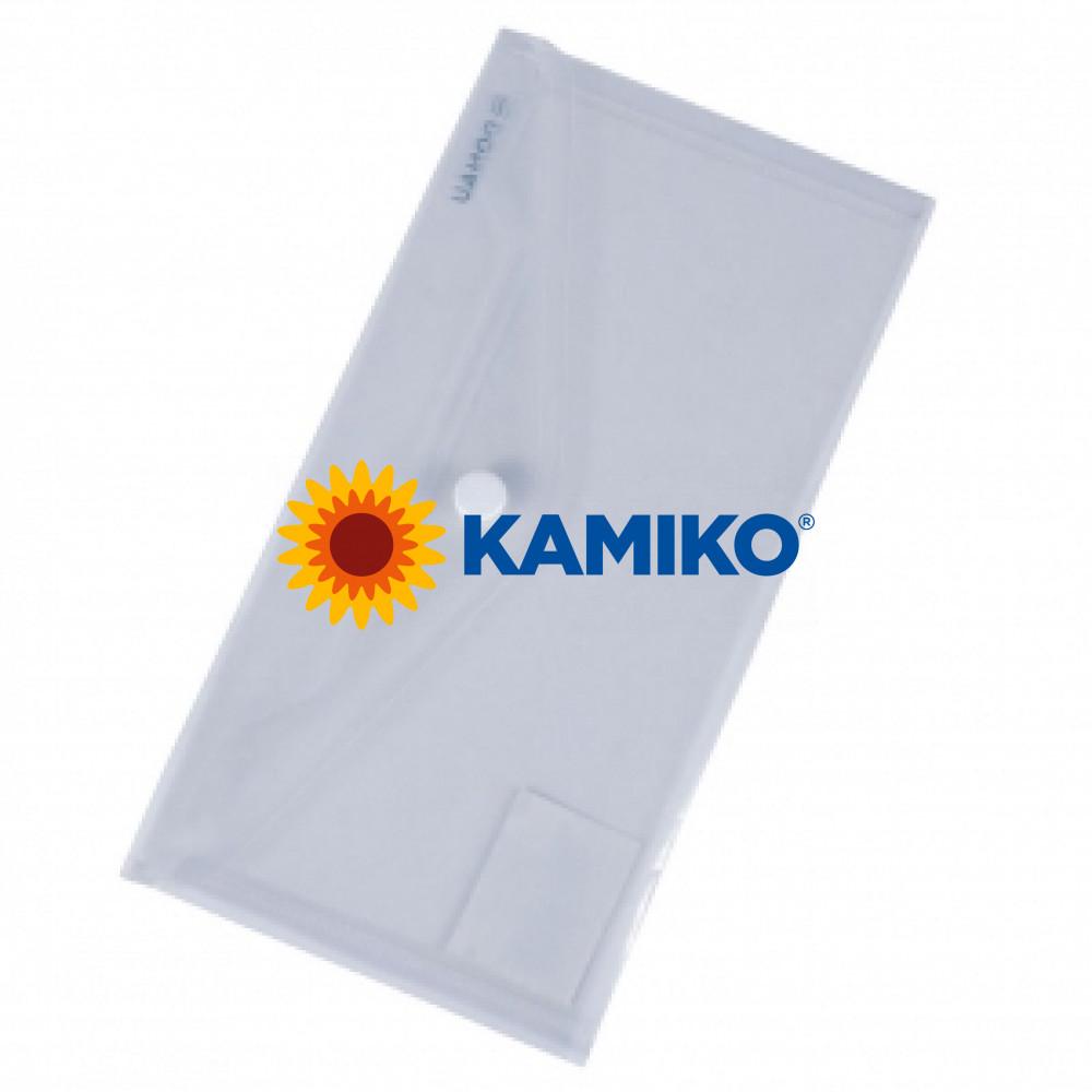 Plastový obal DL priehľadný Donau (KP236000)