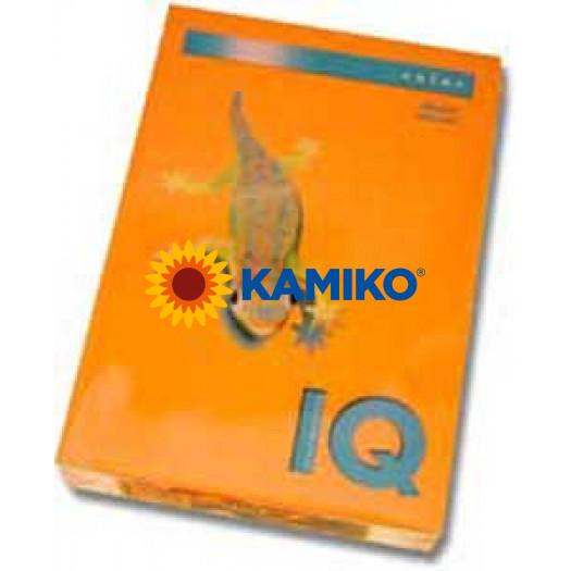 Kopírovací papier 80g A4 IQ color oranžový OR43
