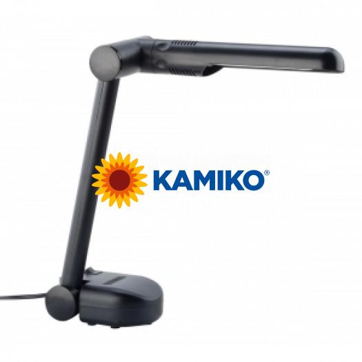 Energeticky úsporná stolová lampa MAULeasy čierna