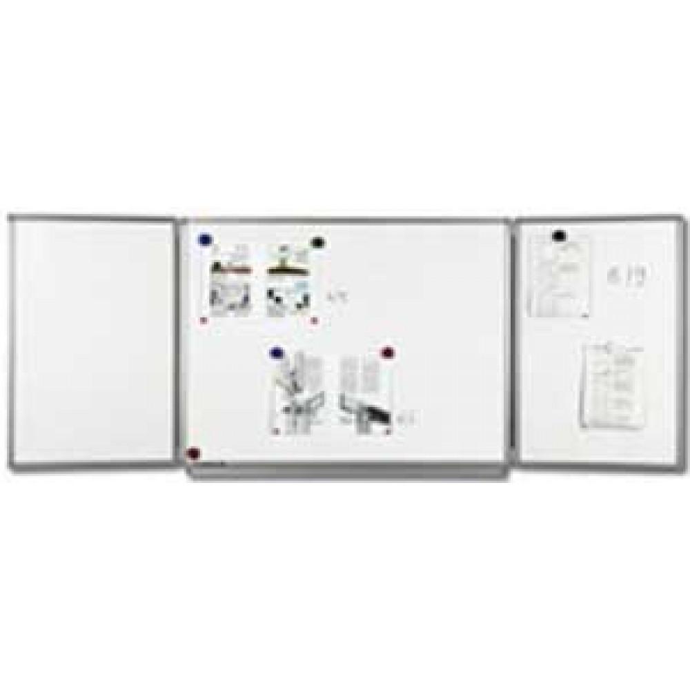 Skladacia tabuľa PROFESSIONAL 100x150 cm