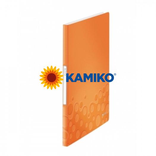 Katalógová kniha 20 oranžová WOW