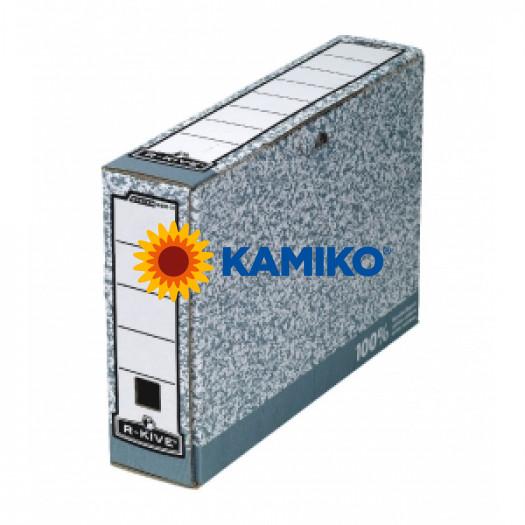 Archívny box R-kive 80mm 1ks