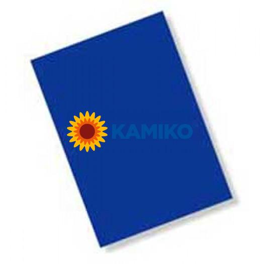 Magnetický hárok 240 x 320 mm modrý