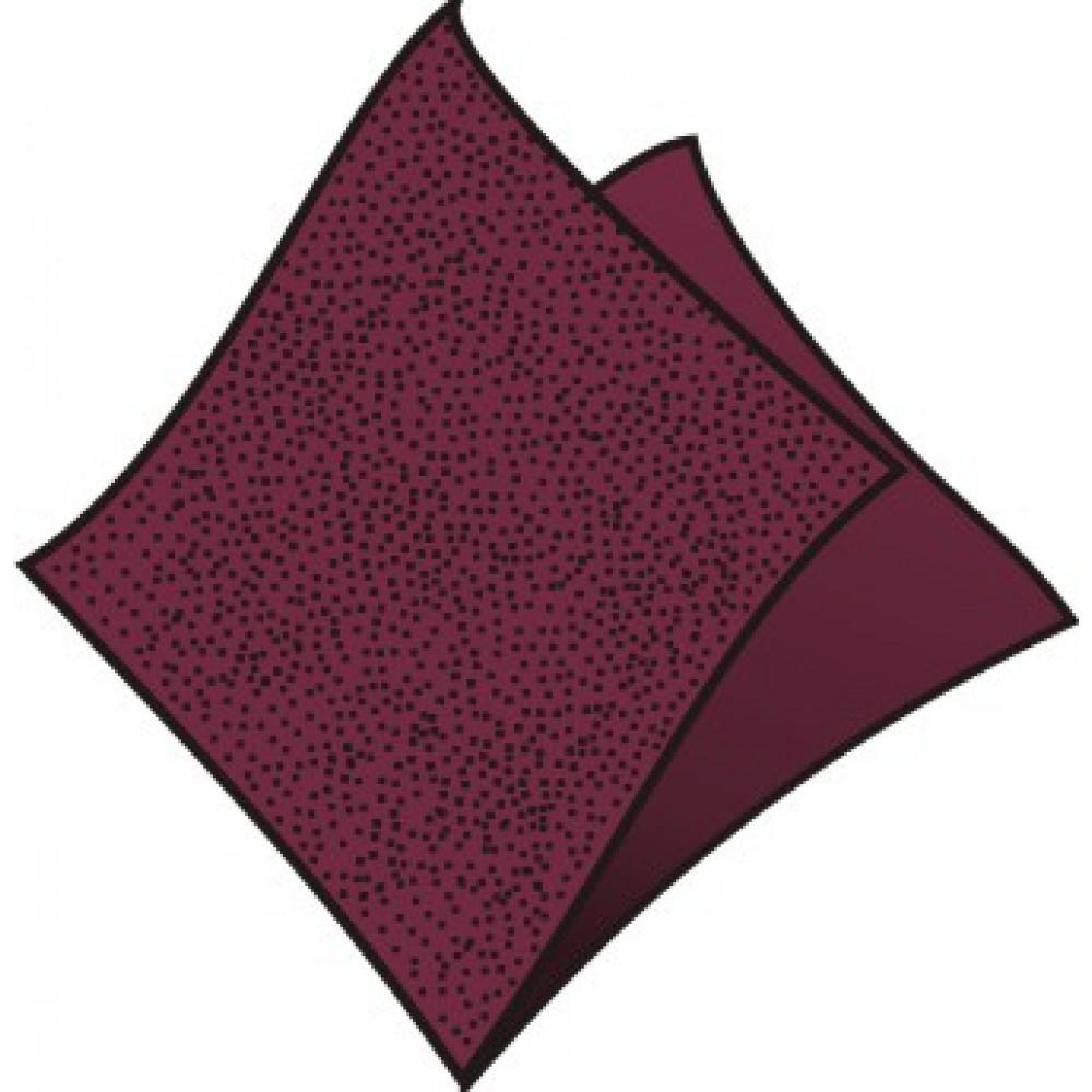 Servítky 33 x 33 cm, 1 vrstva, bordové